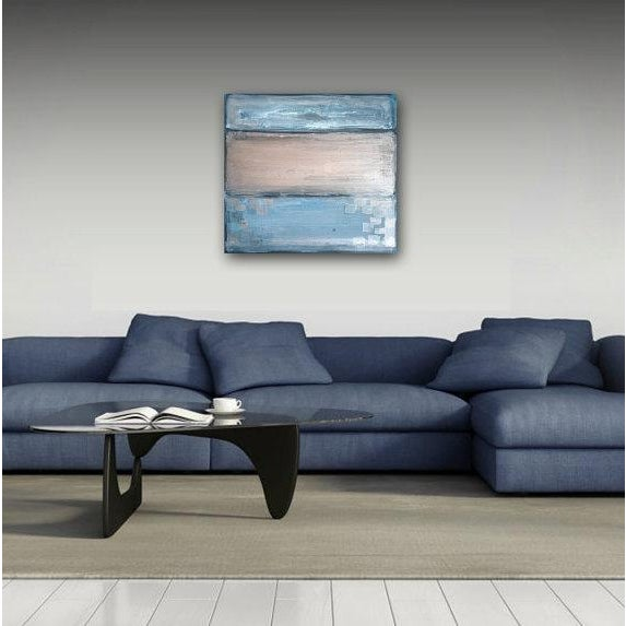 Original Abstract Painting by Linnea Heide - Image 5 of 5