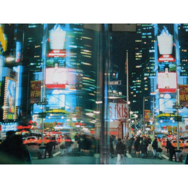 Image of Times Square Celebrating The New Millennium Book