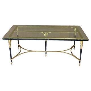 Neoclassical Style Table  attrib. To La Barge