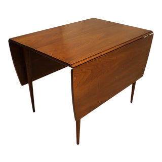 Mid Century Drop Leaf Dining Table