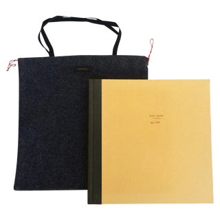 """Kate Spade """"Contents"""" Book"""