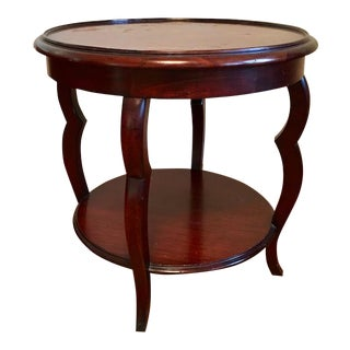 Italian Tiered Side Table