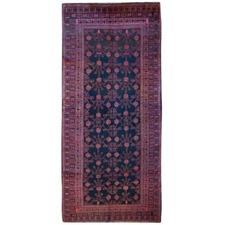 Early 20th Century Khotan Rug
