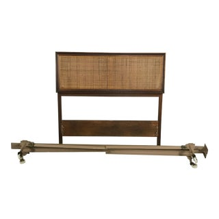 Midcentury Modern Twin Bed Frame