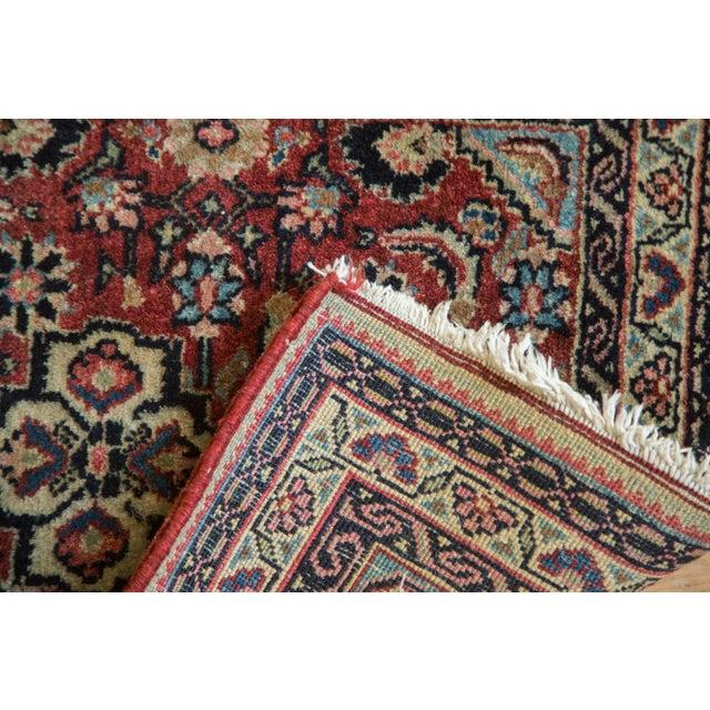 """Vintage Sarouk Rug Mat - 2'1"""" x 2'10"""" - Image 6 of 7"""