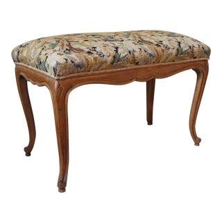 Vintage Louis XV Style Bench