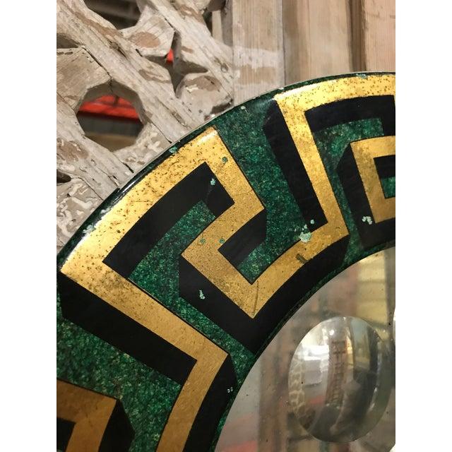 Greca Fornasetti Greek Key Mirror - Image 2 of 5