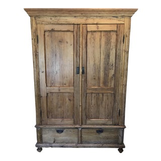 Hungarian Pine Armoire
