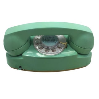 WE 702 Sea Green Princess Phone SALE!!