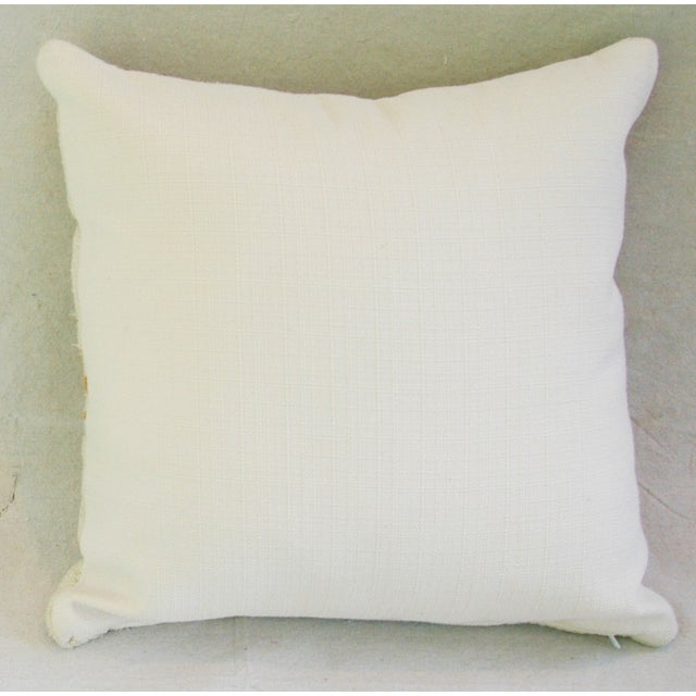 Image of French Gold Stripe Grain Sack Pillow
