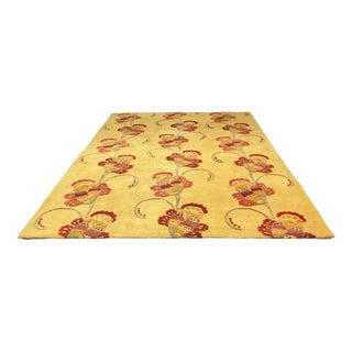 Company C. Floral Area Rug - 8′1″ × 11′1″