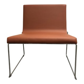 Andreu World Lineal Comfort Side Chair