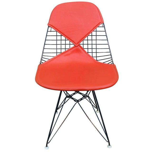 Image of Herman Miller Eames DKR Bikini Chairs- Set of 3