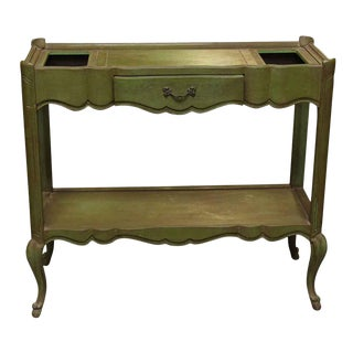 French Provincial Vanity Base/Console