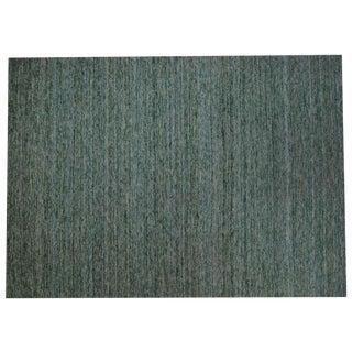 Sari Silk Flatweave Rug - 9′ × 12′