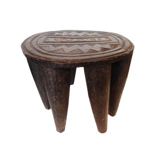 Nigerian Nupe low Stool