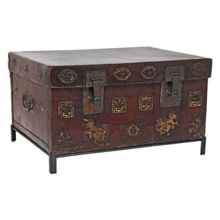Asian Trunk on Stand