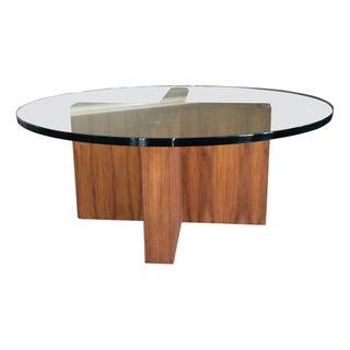 Desiron Round Coffee Table