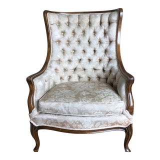 Bernhardt French Provincial Chair