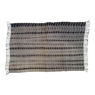 Homespun Brown Tie Dye Place Mats - Set of 6