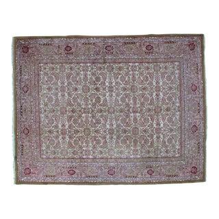 """Leon Banilivi Antique Amritzar Carpet - 9' x 11'8"""""""