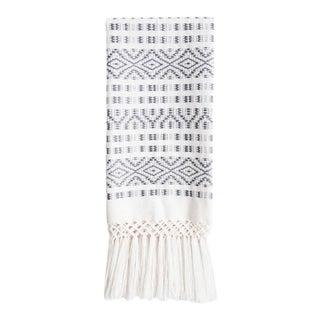 Slate Chiapas Hand Towel