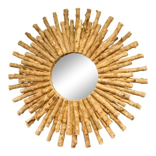 Coffee Sticks Sun Mirror