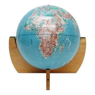 Denoyer Geppert Mid Century Globe