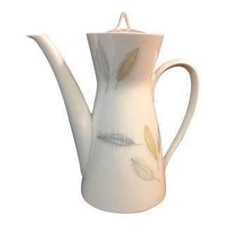 Raymond Loewy for Rosenthal Tea Pot