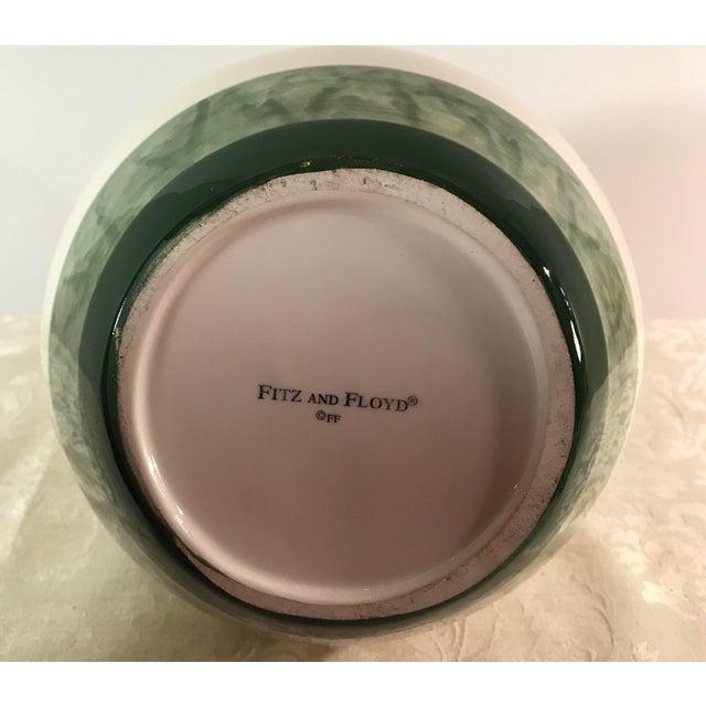 Image of Fitz & Floyd Ceramic Vase