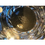 Image of Vannes le Chatel French Crystal Spiral Bowl