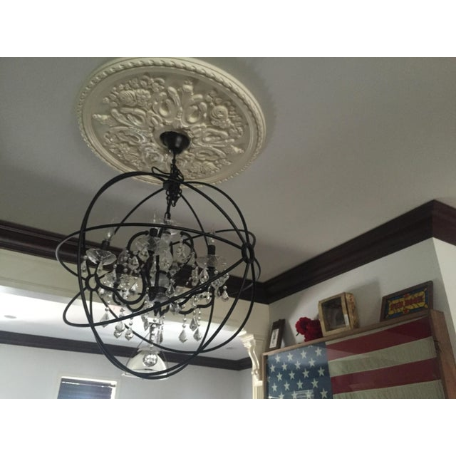 Gyro Crystal Chandelier - Image 3 of 4