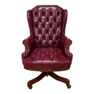 Schafer Bros. Chesterfield Tufted Chair