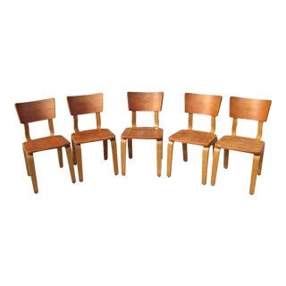 Mid-Century Thonet Chairs - Set of 5