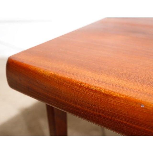 Danish Modern Dining Table - Image 6 of 11
