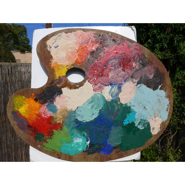 Extra Large Artist Palette - Image 2 of 9