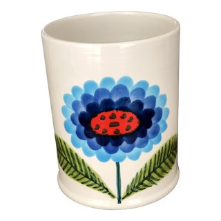 Vintage Italian Ceramic Pot