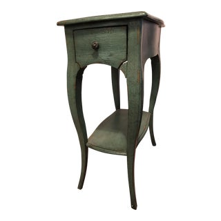 Woodbridge Distressed End Table