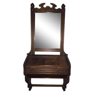 Shaving Cabinet With Mirror