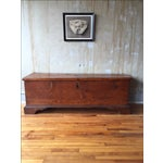 Image of Tuscan Antique Trunk