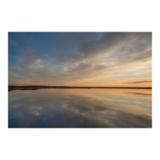 Clark Cove I - 7:22 am, 1st November, 2017 (Nantucket) by James Ogilvy