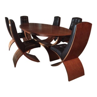 Thos. Moser Vita Collection Dining Room Set