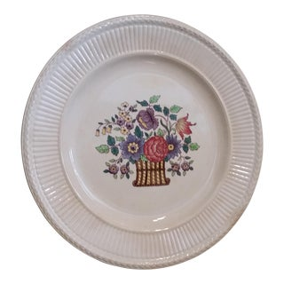 Antique English Wedgewood China Platter