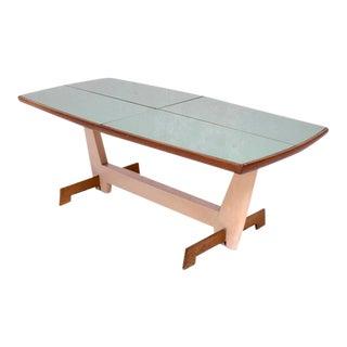 Mid-Century Custom Coffee Table Attributed to Arturo Pani