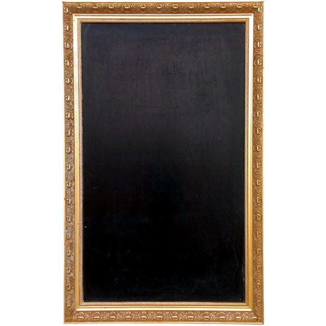 "Ballard Designs ""Acanthus"" Chalkboard - Image 1 of 4"