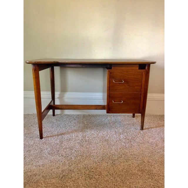 American of Martinsville Desk & Chair - A Pair - Image 6 of 11