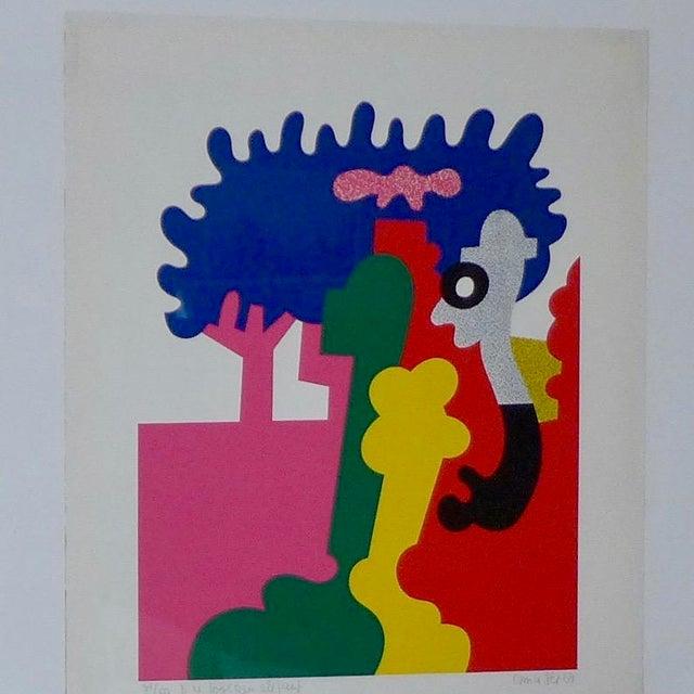 """Otmar Alt """"Der Wolken Elephant"""" Serigraph - Image 3 of 8"""