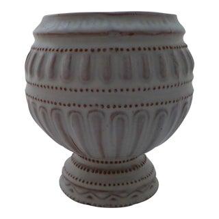 Mid Century Modern Italian Pottery Vase