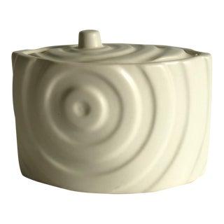 Vintage Jonathan Adler Lidded Jar