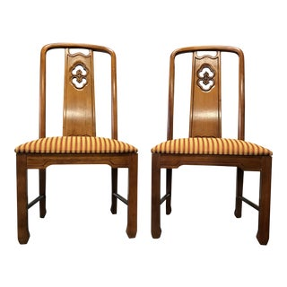 Thomasville Mystique Dining Chairs - A Pair